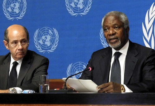 Annan-geneva - source UN