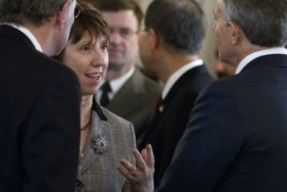 Ashton Catherine - source European Council