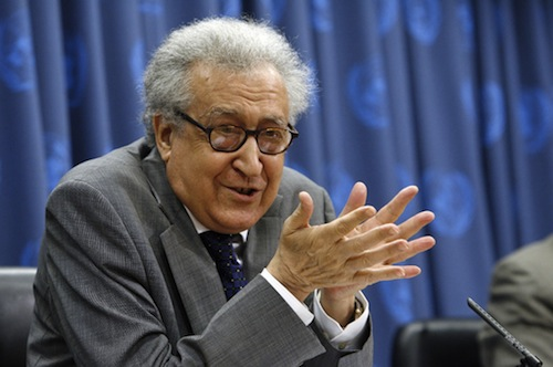 Brahimi Lakhdar - source UN