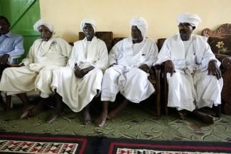 Darfur tribes - source UNAMID A.G. Farran