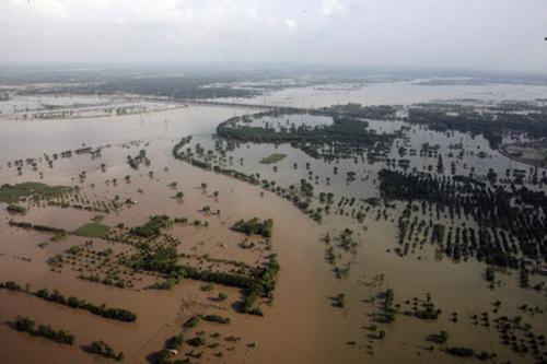 Floods - source UN