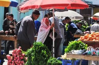 Food market - source UN Photo Shareef Sarhan