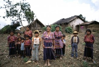 Guatemala  indigenous - source UN