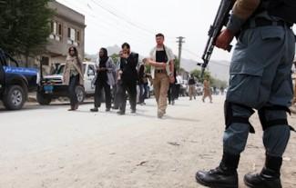 Kabul refugee camp - source UN Fardin Waezi