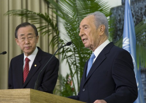 SG and President Make Remarks to the Press