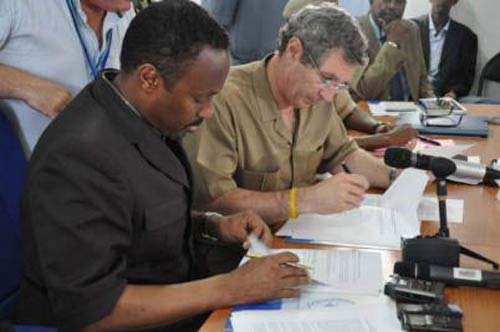Somalia signing to protect children - source UNPOS