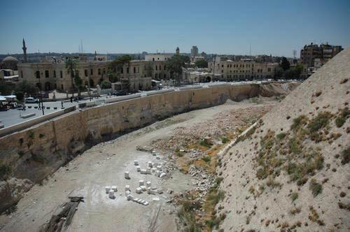 Syria ancient Aleppo - source  UNESCO