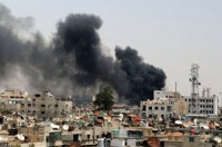 Syria attack media - source Reporters Without Borders