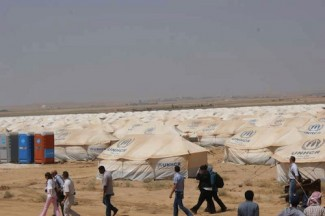 Syria refugees in Jordan - source UNHCR - A McDonnell