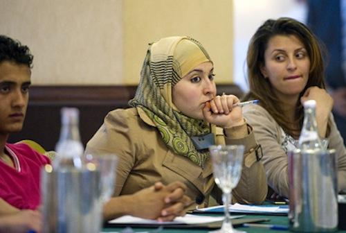 Women Tunisia youth - source UN UN Eskinder Debebe