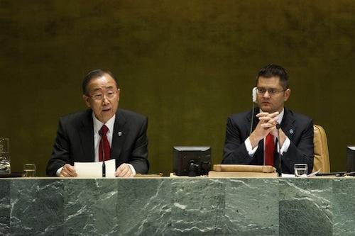Ban Ki-moon - UN SUmmit