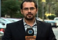Iranian Press TV correspondent, Maya Nasser