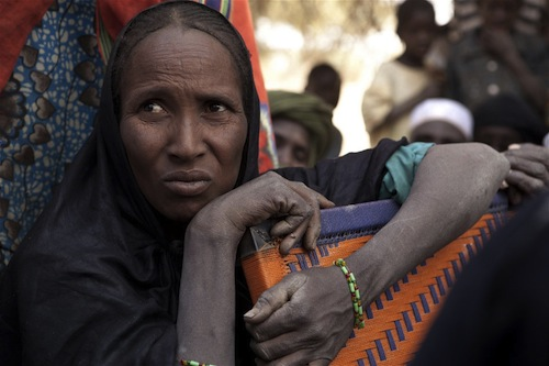 Mali refugees - source UNHCR