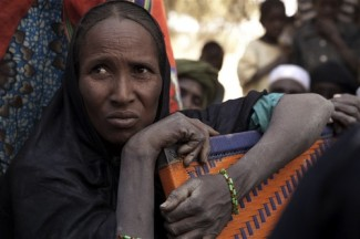 Mali refugees - source UNHCR