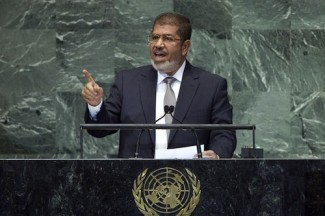 Morsi UN speech - source UN