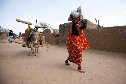 North Darfur Kutum town -source UNAMID
