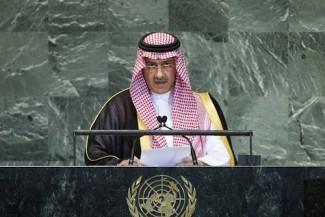 Saudi Arabia - FMA at UN