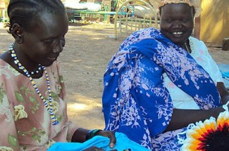 South Sudan women p source UNESCO