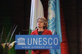 UNESCO DG Bokova Irina - source UNESCO