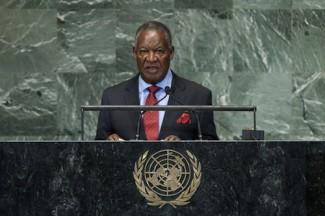 Zambia president Sata
