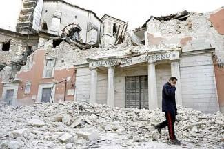 Aquila quake