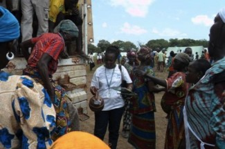 Chad - Central African Republic refugees relocation floods - UN L. Borisenko