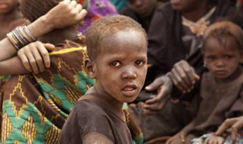 Child refugee - source UN
