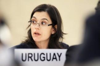 Dianela Pi, Representative of Uruguay