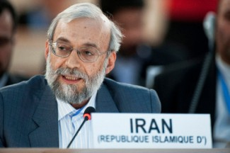 Mohammad Javad Ardeshir Larijani