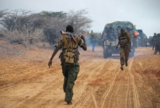 Somalia army forces - UN