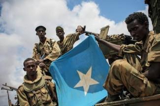 Somalia soldiers - UN