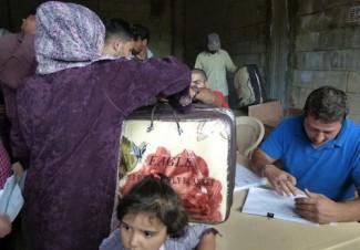 Syria refugees UNHCR