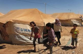 Syrian refugees in Jordan - UNHCR