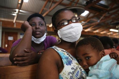 Tuberculosis - source IRIN