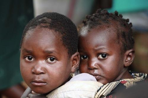 Children - source UN