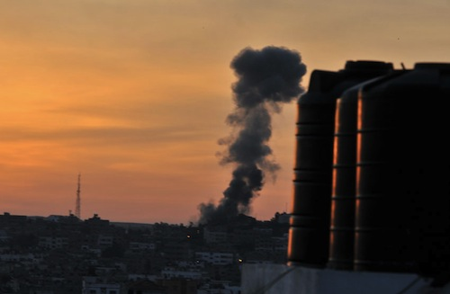 Gaza-city - source UN