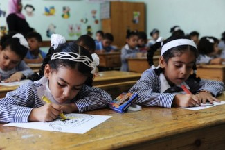 Schools Gaza - UNRWA - source UN