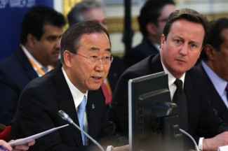 UK hosts conference on Libya
