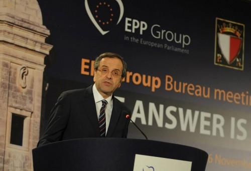 samaras eurogroup
