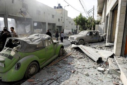 UN/Gaza