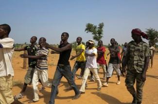 2012_Mali_militiatraining