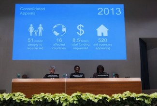 Humanitarian aid - UN