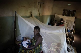 Malaria -mosquito nets - UNICEF