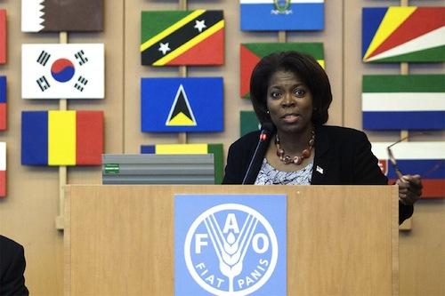 WFP Director Ertharin Cousin - WFP