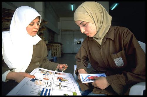 Women Middle East - source UN Flickr