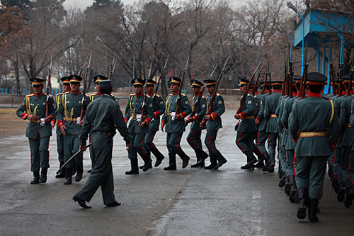 Afghan police - UNAMA
