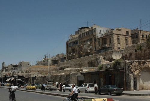 Aleppo - ancient city - UNESCO