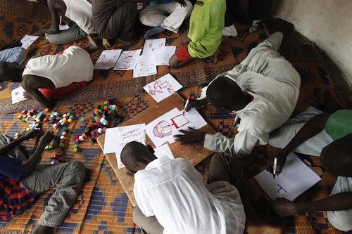 Children Central Africa Republic - UNICEF