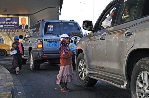 Children -Yemen - IRIN