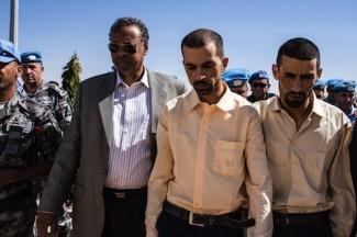 Darfur-UN peacekeeprs abducted
